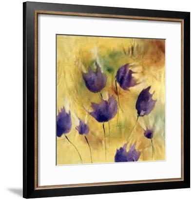 Springtime Breeze-R^ Lange-Framed Art Print