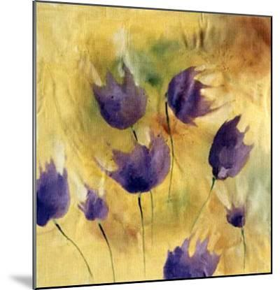 Springtime Breeze-R^ Lange-Mounted Art Print