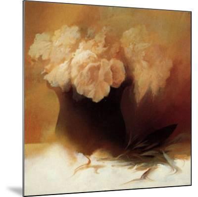 Roses I-Peggy Silbermann-Mounted Art Print