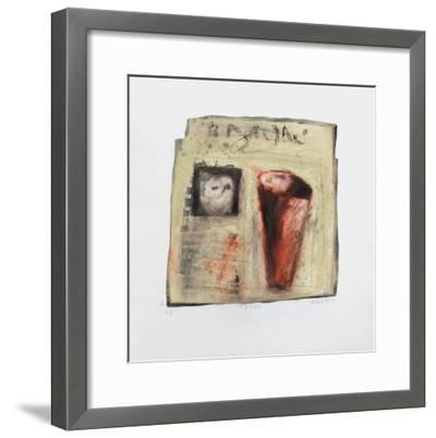Jarra-Alexis Gorodine-Framed Limited Edition