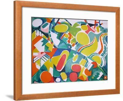 Paysage-Jacques Lagrange-Framed Limited Edition
