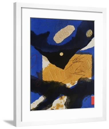 Nympheas - Daphnee-Lionel-Framed Limited Edition