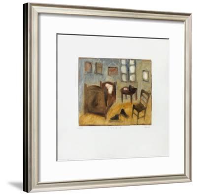 Chez V.-Lou G^ (Lupita Gorodine)-Framed Limited Edition
