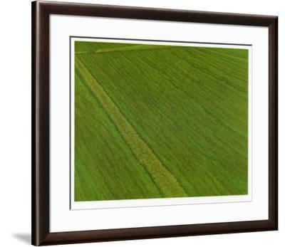 Abheben 1994-Michael Rausch-Framed Limited Edition