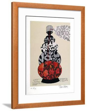 Day of Unconventionality-Iren Krum-Framed Limited Edition