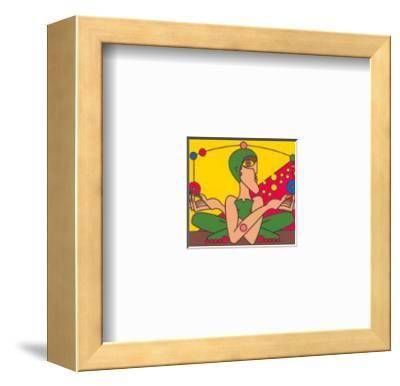 Waage-Oliver Loetz-Framed Art Print