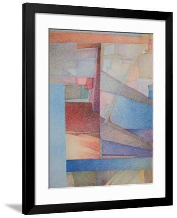 Portkosme 47-Georges Point-Framed Limited Edition