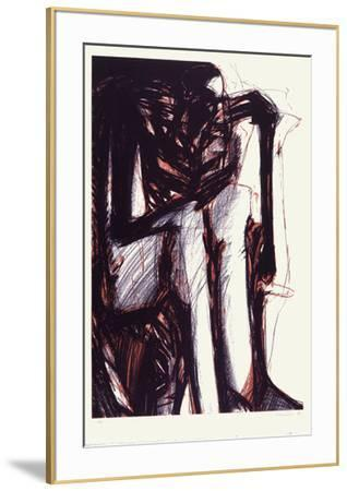 Cogito ergo sum-Jean Remlinger-Framed Limited Edition