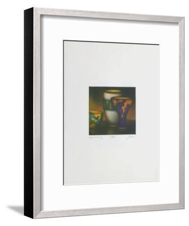 Libellule-Laurent Schkolnyk-Framed Limited Edition