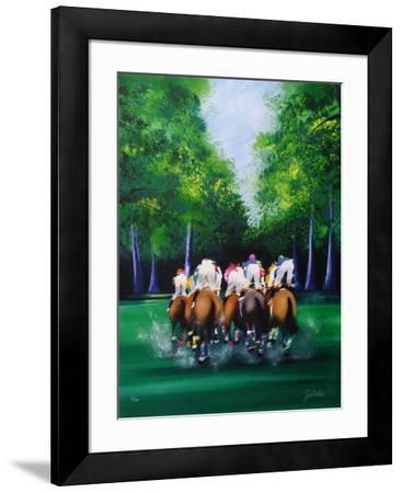 c - Tiercé-Victor Spahn-Framed Limited Edition