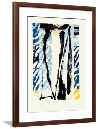 Forêt I-G?rard Titus-Carmel-Framed Limited Edition