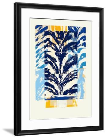 Forêt II-G?rard Titus-Carmel-Framed Limited Edition