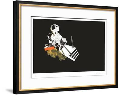 Objet Tellurique-Alain Le Yaouanc-Framed Collectable Print