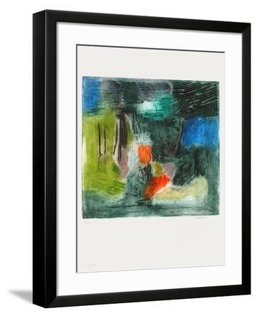 Legende Danthemis-Erik Levesque-Framed Limited Edition
