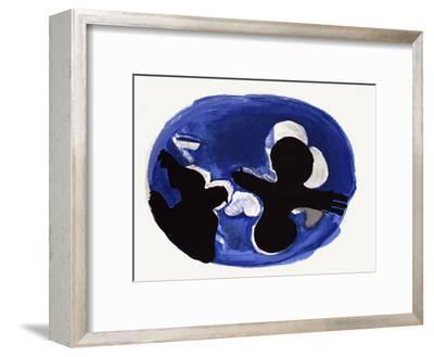 Carnets Intimes II-Georges Braque-Framed Premium Edition