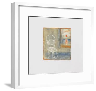 Sun-Set-Lou G^ (Lupita Gorodine)-Framed Limited Edition