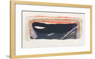 MP 161-Bram van Velde-Framed Limited Edition