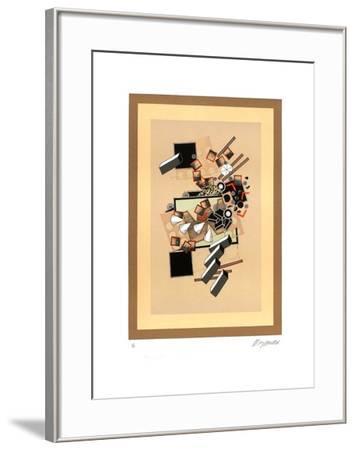 L'Epiderme Facultatif-Alain Le Yaouanc-Framed Limited Edition