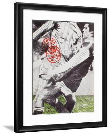Argentina 78-Bernard Rancillac-Framed Limited Edition