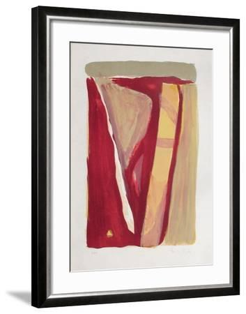 MP 251 Kunstforum-Bram van Velde-Framed Limited Edition