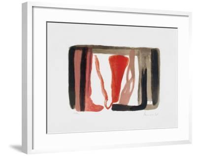 MP 336-Bram van Velde-Framed Limited Edition