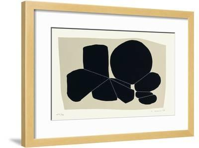 Nature Morte au Fromage-Francois Duconseille-Framed Limited Edition