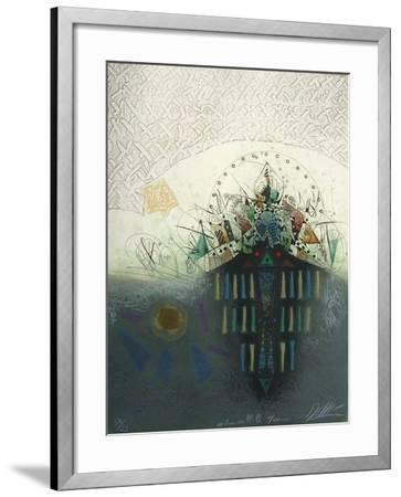 Invraisemblable Memoire-Georges Dussau-Framed Limited Edition
