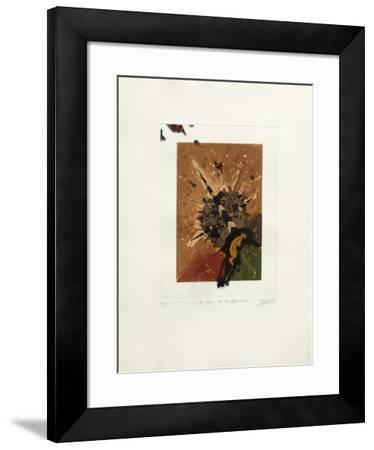 Au Dela de la Figuration-Georges Dussau-Framed Collectable Print