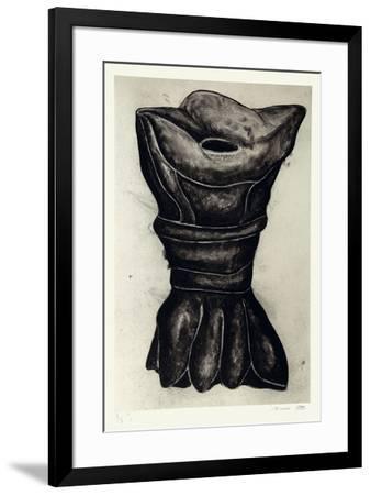Sans Titre-Jean Pierre Formica-Framed Limited Edition