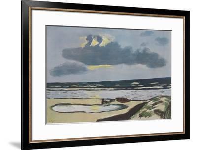 Seashore-Max Beckmann-Framed Collectable Print