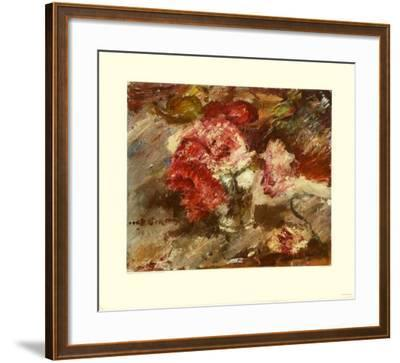 Pinks-Lovis Corinth-Framed Collectable Print