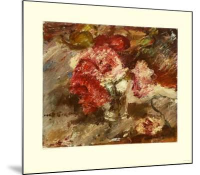 Pinks-Lovis Corinth-Mounted Collectable Print