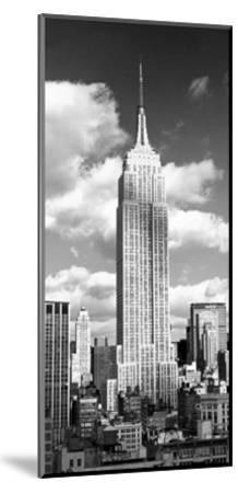 Empire State Building-Henri Silberman-Mounted Art Print