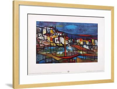 Südliches Juwel-Heino Breilmann-Framed Collectable Print