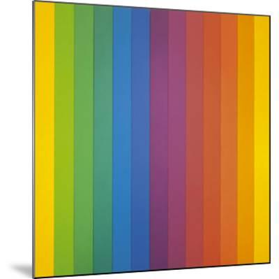 Spectrum IV-Ellsworth Kelly-Mounted Art Print