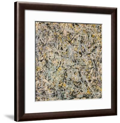 No. 4, 1949-Jackson Pollock-Framed Art Print