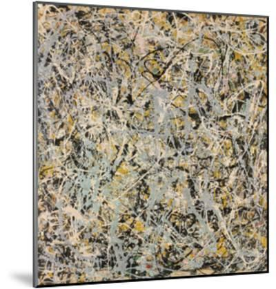 No. 4, 1949-Jackson Pollock-Mounted Art Print