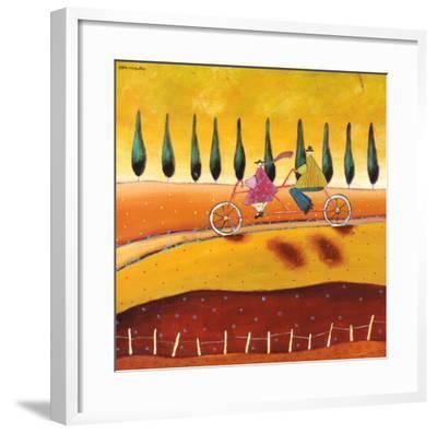 Feel Good II-Stacy Dynan-Framed Art Print
