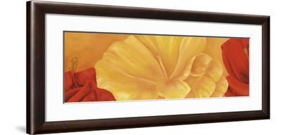 Orange Flower-Erik De Andr?-Framed Art Print