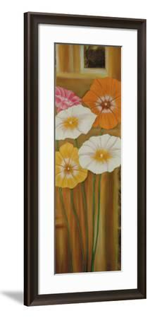Floral Arrangement IV-Erik De Andr?-Framed Art Print