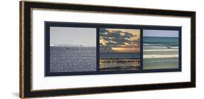 Horisons Madagascar-Laurent Pinsard-Framed Art Print