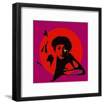 Focus-Thierry Vasseur-Framed Art Print