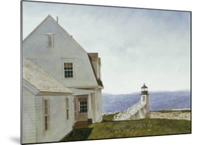 Marshall Point-Douglas Brega-Mounted Art Print