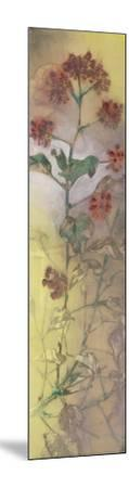 Rising Garden I-Kannon-Mounted Art Print