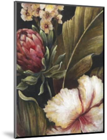 Tropica I-Georgie-Mounted Art Print