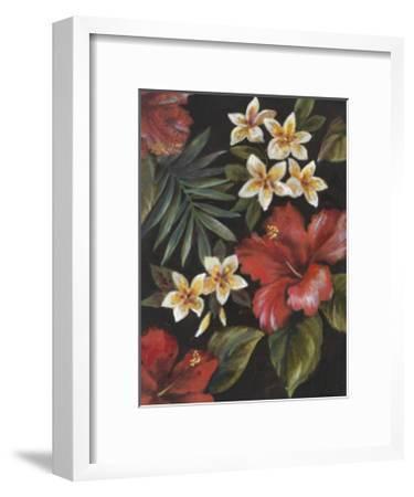 Tropica II-Georgie-Framed Art Print