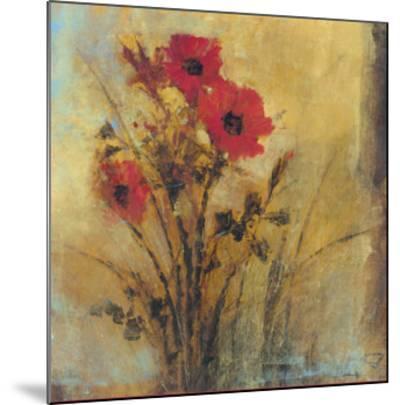 Floral Spray II-P^ Patrick-Mounted Art Print