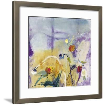Splash I-Josiane York-Framed Art Print