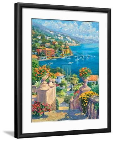 Summer Cove-Julian Askins-Framed Art Print