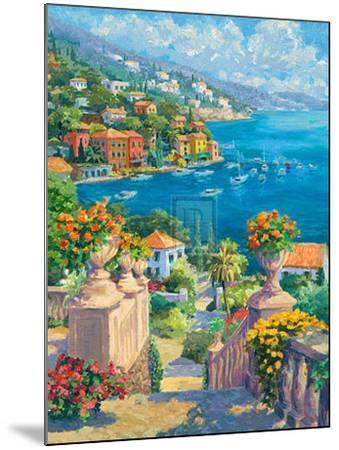 Summer Cove-Julian Askins-Mounted Art Print